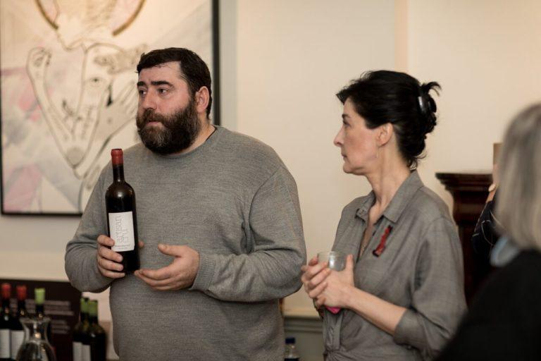 Georgian Wine Tasting